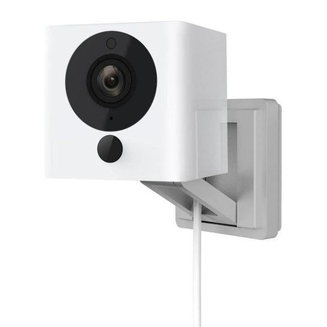 最佳室内家庭安全摄像头选择:Wyze摄像头室内无线智能家庭摄像头