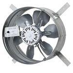 The Best Attic Fans Option: iLIVING Gable Mount Attic Ventilator Fan