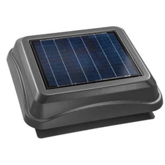The Best Attic Fans Option: Broan Surface Mount Solar Powered Attic Ventilator