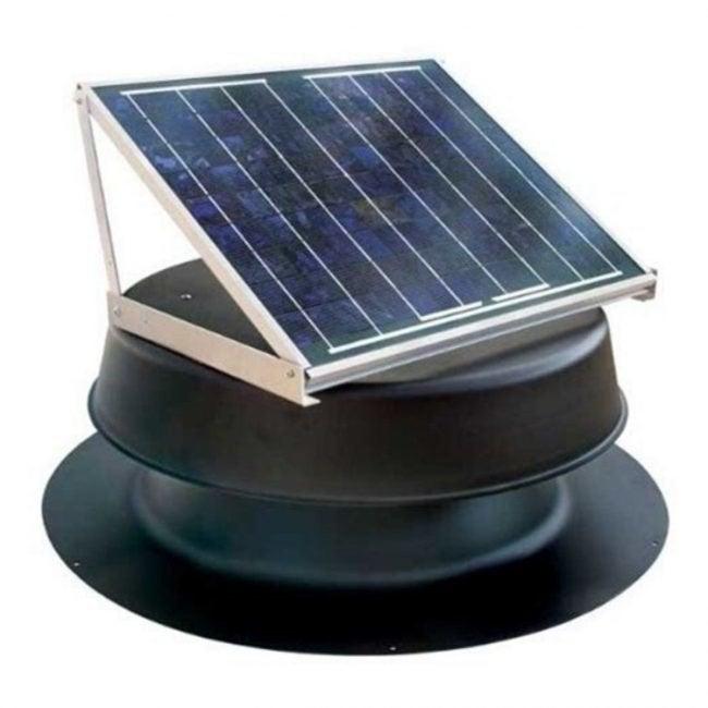 The Best Attic Fans Option: Natural Light Solar Attic Fan