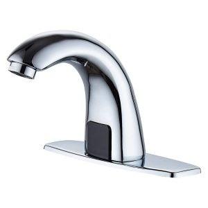 最好的浴室龙头选项:Luxice全自动无风浴室水槽龙头