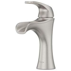 最好的浴室龙头选项:PFISTER LF-042-JDGS jaida单控制龙头