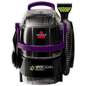 最好的地毯清洁剂选择:Bissell Specclean便携式地毯清洁剂