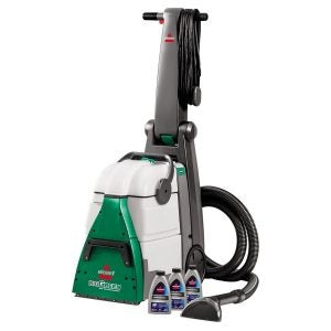 最佳地毯清洁剂选择:比斯尔大绿色地毯清洁剂
