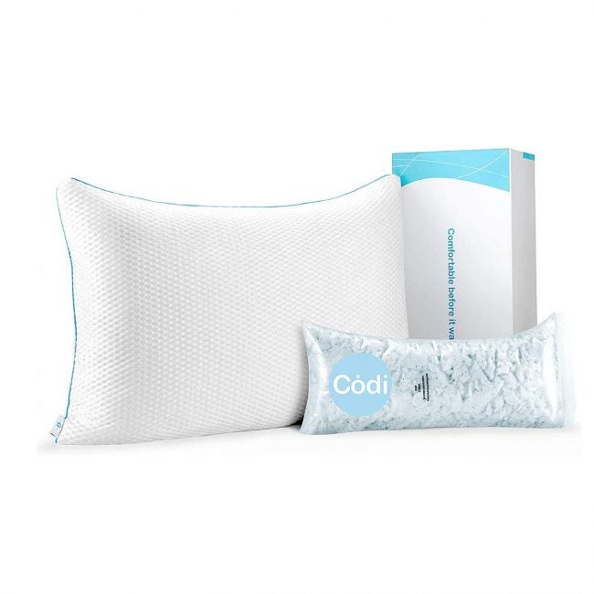 Best Cooling Pillow Options: Codi Hybrid Cooling Pillows