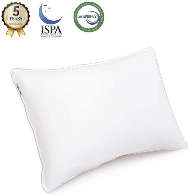 Best Cooling Pillow Options: Lunvon Gel Queen Sleeping Pillows