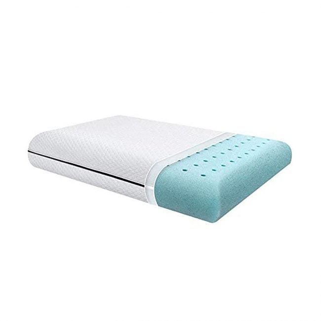 最佳冷却枕选择:Zamat高级凝胶记忆泡沫枕头