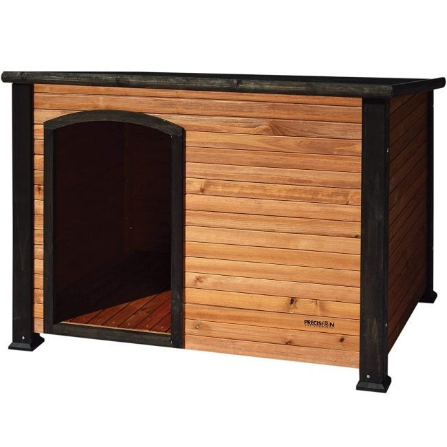 The Best Dog House: Petmate Precision Extreme Outback Log Cabin