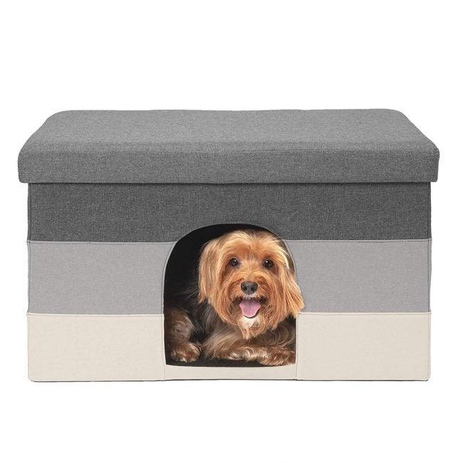 Best Dog Houses Options: Furhaven Pet Dog Bed