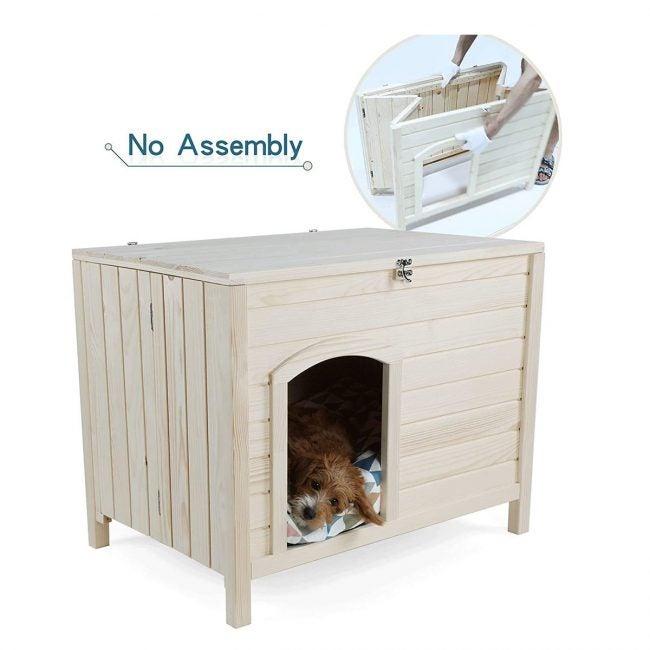 Best Dog Houses Options: Petsfit Portable