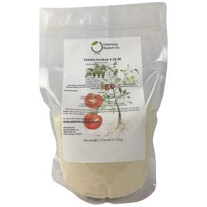 西红柿最好的肥料选项:绿道生物技术番茄肥4-18-38