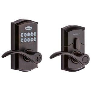 The Best Keypad Door Lock Option: Kwikset SmartCode 955 Keypad Door Lock