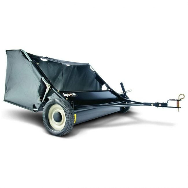 The Best Lawn Sweeper Option: Agri-Fab 42-Inch Tow Lawn Sweeper