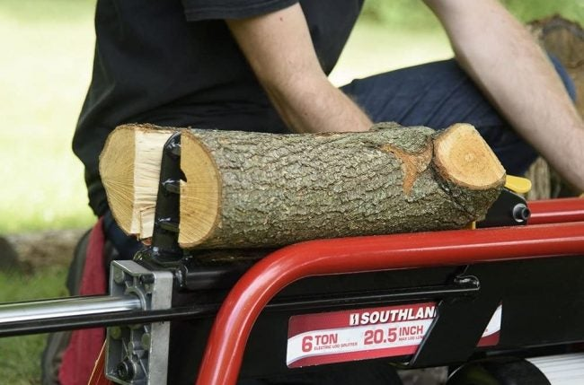 The Best Log Splitter Option