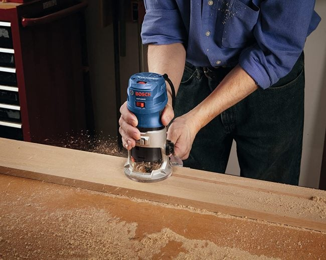 The Best Plunge Router Option