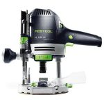 The Best Plunge Router Option: Festool OF 1400 EQ Plunge Router