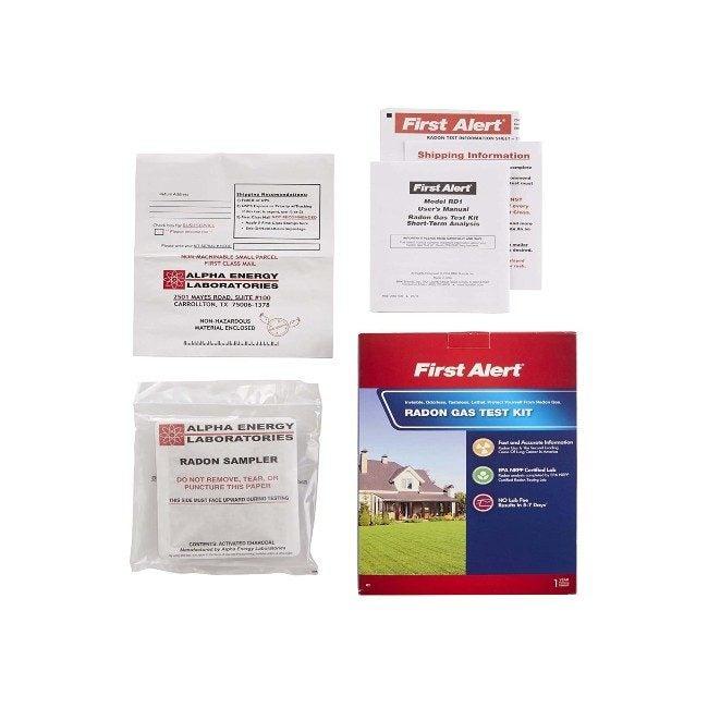 Best Radon Test Kit First Alert