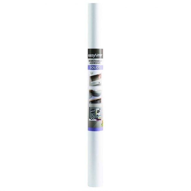 The Best Best Shelf Liner Option: Duck Brand 1063853 Peel N' Stick Shelf Liner