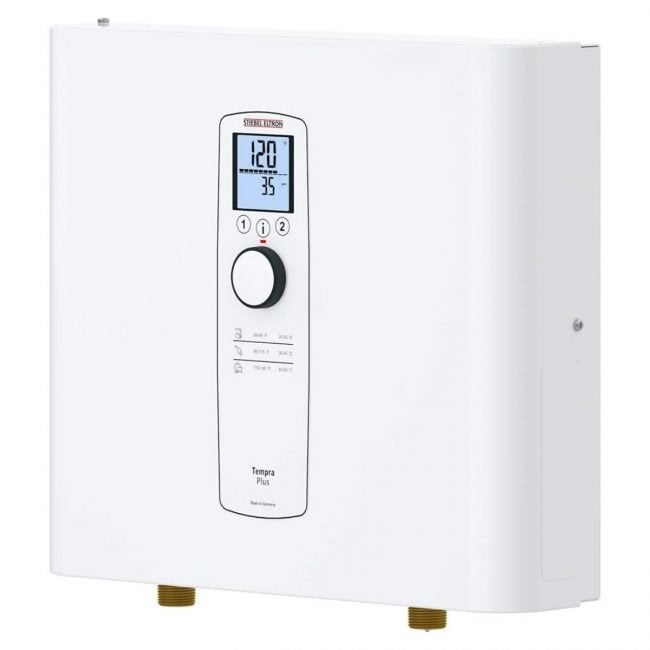 The Best Tankless Water Heater Option: Stiebel Eltron Tempra 36 Plus Tankless Water Heater