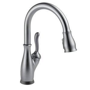 Best Touchless Kitchen Faucet Options: Delta-Faucet
