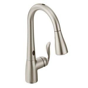 Best Touchless Kitchen Faucet Options: Moen-7594ESRS