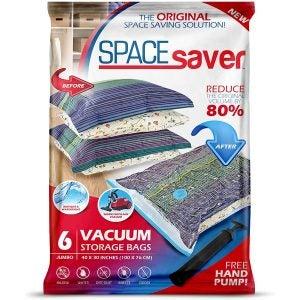 The Best Vacuum Storage Bag: Spacesaver