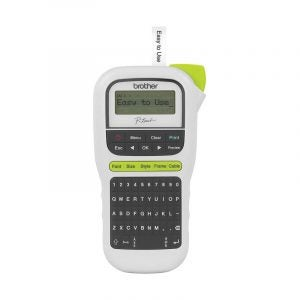 The Best Label Maker Option: Brother P-Touch PTH110 Portable Label Maker