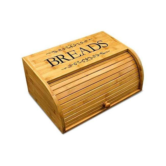 最佳面包盒选择:Cookbook People原创面包卷盒