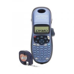 最好的标签制造商选项:Dymo Letratag LT-100H手持式标签制造商