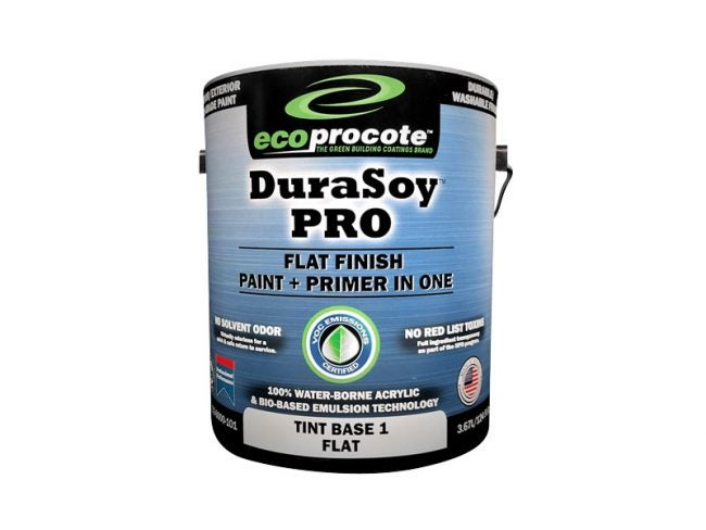 Eco-Friendly Paint: DuraSOY PRO Paint + Primer Exterior Wall Paint