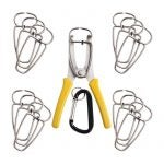 The Best Spring Clamps Option: Feiyang Miter Spring Clamps