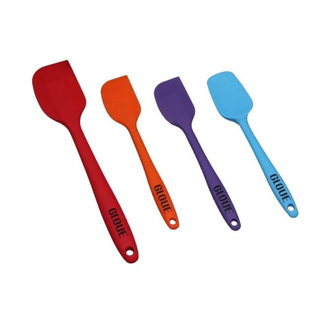 The Best Silicone Spatula Option: Gloue Baking Spoon & Spatulas