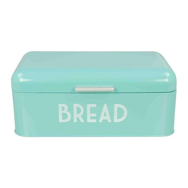 最好的面包箱选项:家庭基础复古面包箱