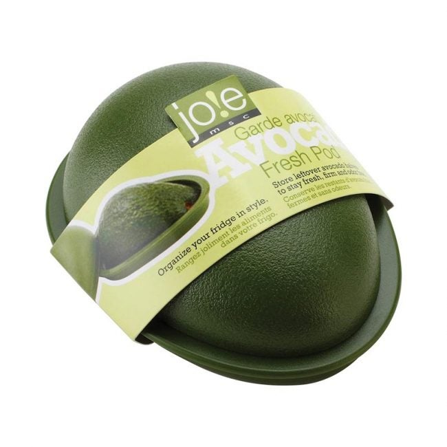 The Best Avocado Saver Option: Joie Fresh Pod Avocado Keeper