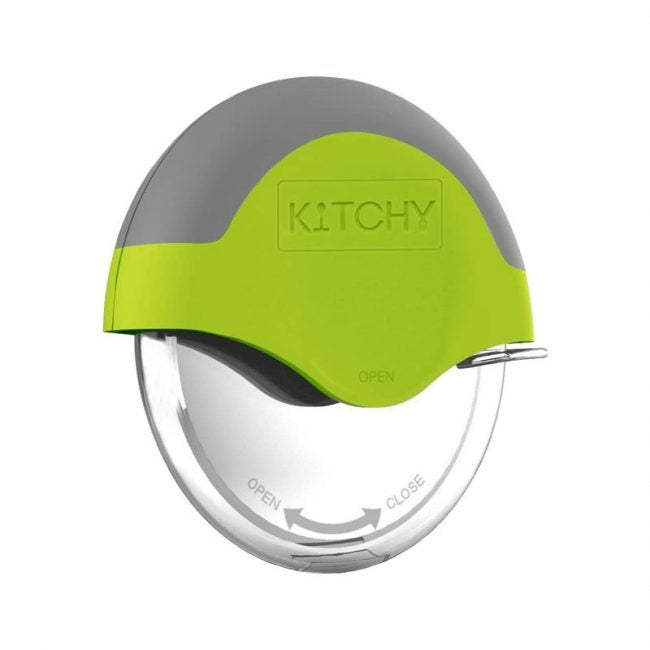 The Best Pizza Cutter Option: Kitchy Pizza Cutter Wheel