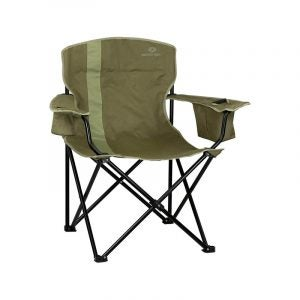 The Best Folding Chair Option: Mossy Oak Heavy Duty Folding Camping or Lawn Chair