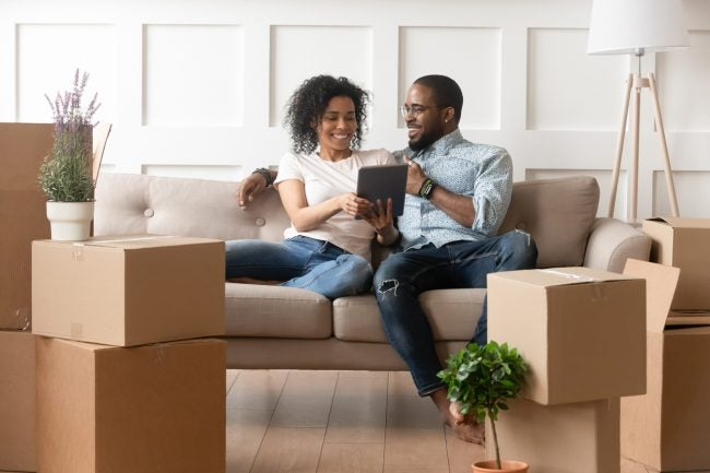 No Maintenance Issues When Buying a New Construction Home