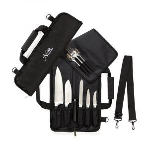 最好的刀卷选项:贵族家庭和厨师厨师卷袋6个插槽