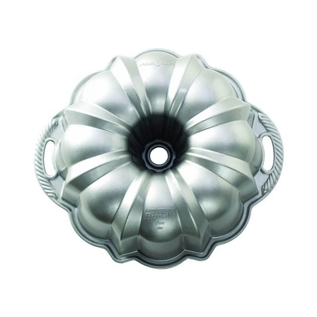 The Best Bundt Pan Option: Nordic Ware Platinum Anniversary Bundt Pan
