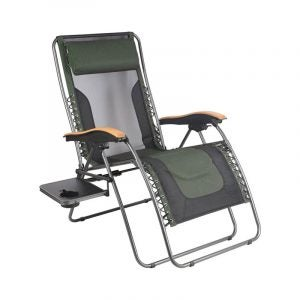 The Best Folding Chair Option: PORTAL Oversized Mesh Back Zero Gravity Recliner