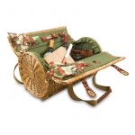 The Best Picnic Basket Option: Picnic Time Verona Insulated Picnic Basket