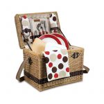 The Best Picnic Basket Option: Picnic Time Willow Picnic Basket