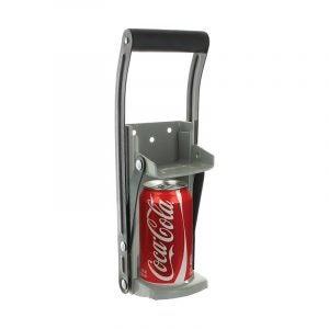 最好的破碎机选择:Ram-Pro铝罐破碎机和开瓶器