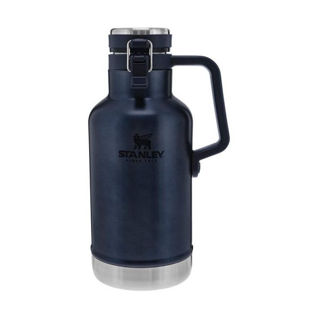 The Best Growler Option: Stanley Classic Easy-Pour Vacuum Insulated Growler
