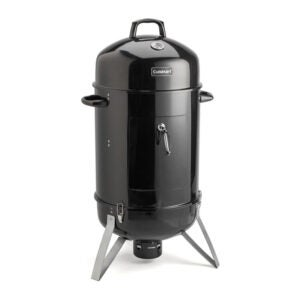 The Best Charcoal Smoker Option: Cuisinart COS-118 Vertical 18 Charcoal Smoker