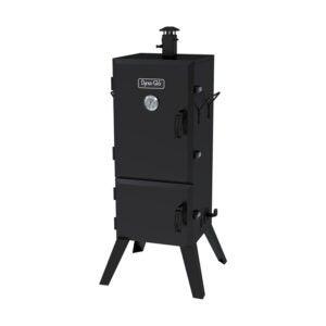 The Best Charcoal Smoker Option: Dyna-Glo DGX780BDC-D 36 Vertical Charcoal Smoker