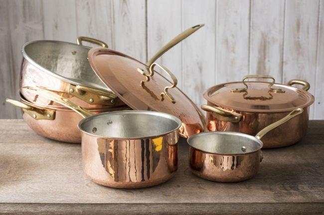 最佳铜炊具选择