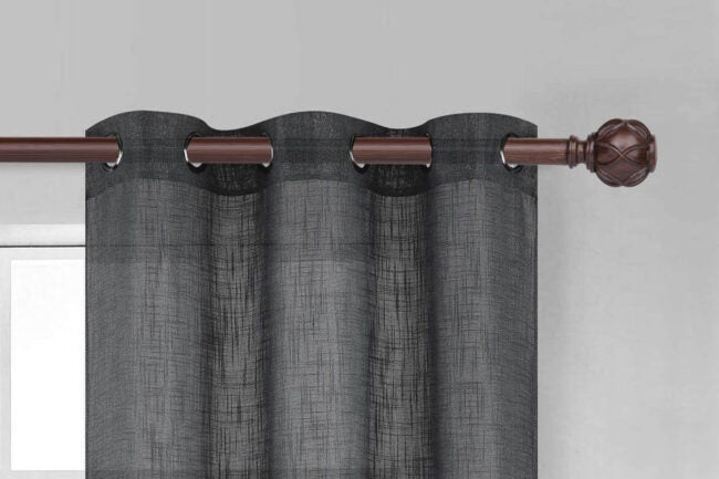 The Best Curtain Rod Options