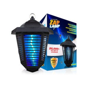 The Best Fly Trap Option: Livin' Well Bug Zapper