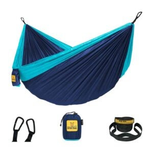The Best Hammock Option: Wise Owl Outfitters Hammock Camping Double & Single